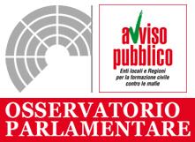 Osservatorio Parlamentare di Avviso Pubblico